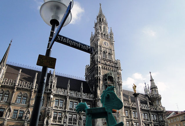 Viaje alemania al completo 15 dias MUNICH c