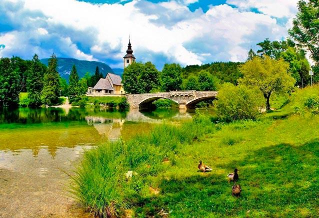 Viaje lo mejor eslovenia bohinj slovenia