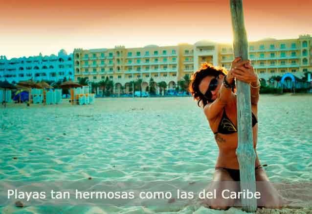 Viaje vacaciones playas tunez playas caribe