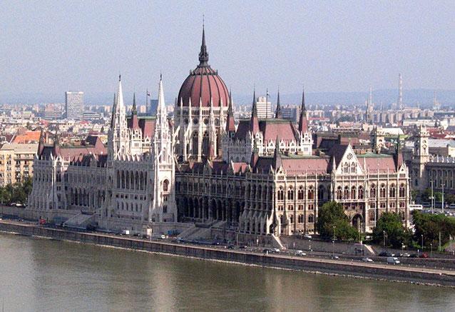 Viaje gran tour hungria 8 dias Budapest