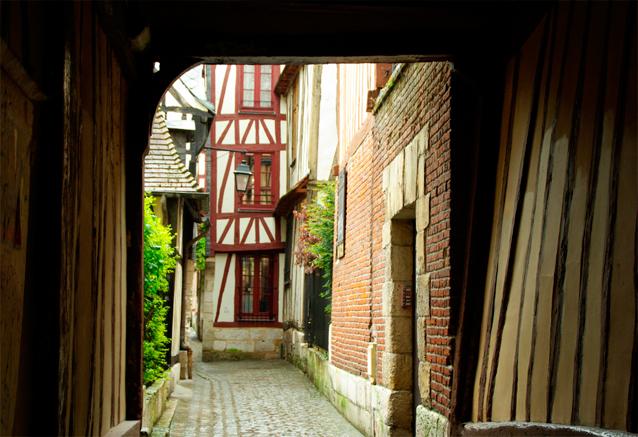 Viaje secretos normandia paris le france rouen oferta viaje