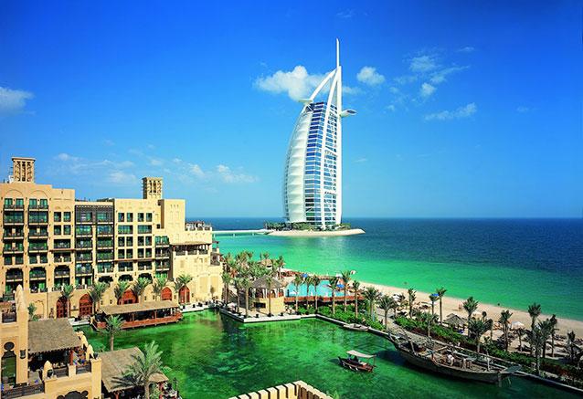 Viaje esencia emiratos arabes dubai