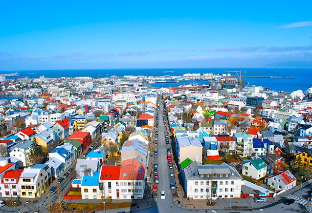 Viaje lo mejor islandia rei
