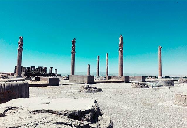 Viaje armenia iran culturas milenarias Persepolis Iran
