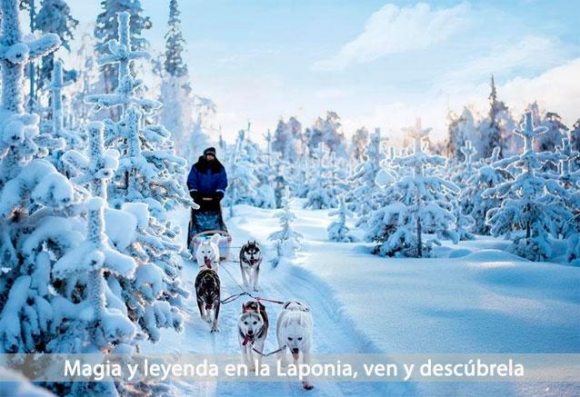 Viaje leyendas invierno laponia leyendasdeinviernolaponia