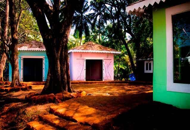 Viaje delhi agra jaipur goa munbai goa casas tipicas