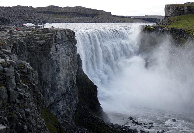 Viaje maravillas islandia Dettifoss