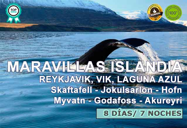 Foto del viaje ofertas maravillas islandia Oferta viaje a Islandia Maravillas