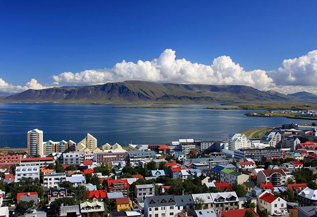 Viaje maravillas islandia Reikiavik turismo