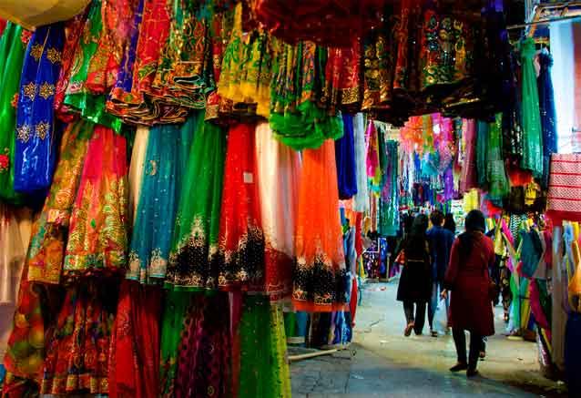 Viaje bellezas iran 8 dias shiraz mercado irani