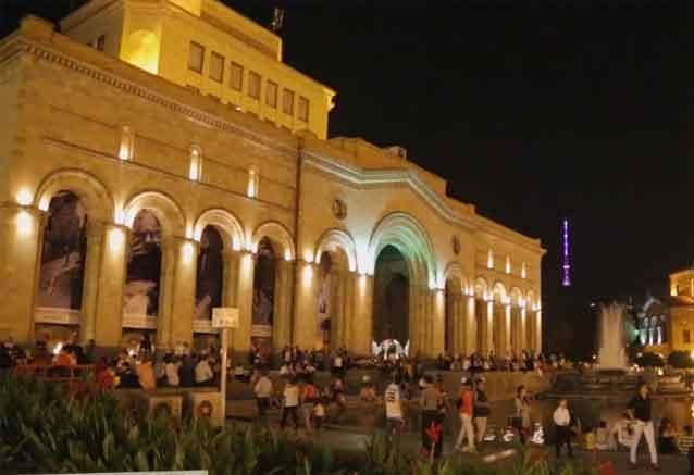 Viaje armenia espectacular armenia plaza