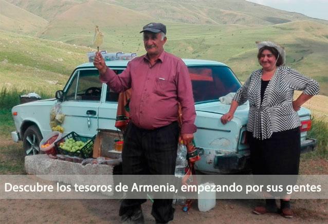 Foto del viaje ofertas armenia espectacular gentesenarmenia