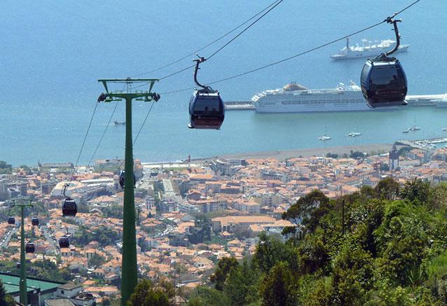 Viaje maravillas madeira Madeira tramway