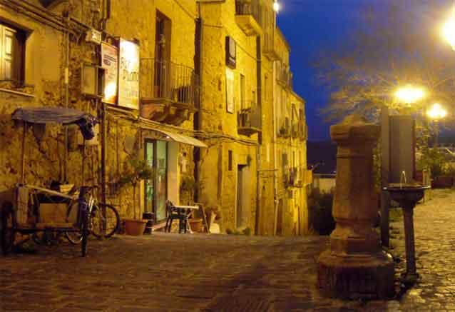 Viaje sicilia islas eolicas armerina piazza sicilia