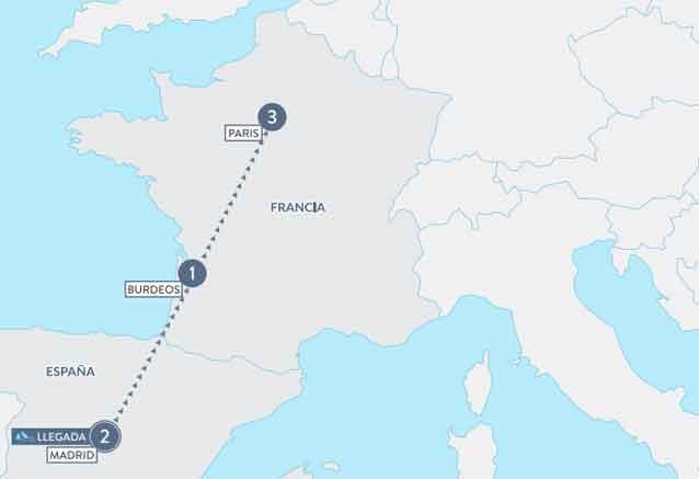 Viaje mini tour europa latina bardem