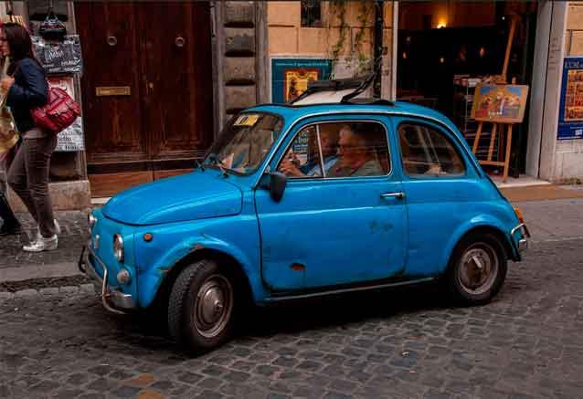 Viaje sofisticada europa corto roma 500