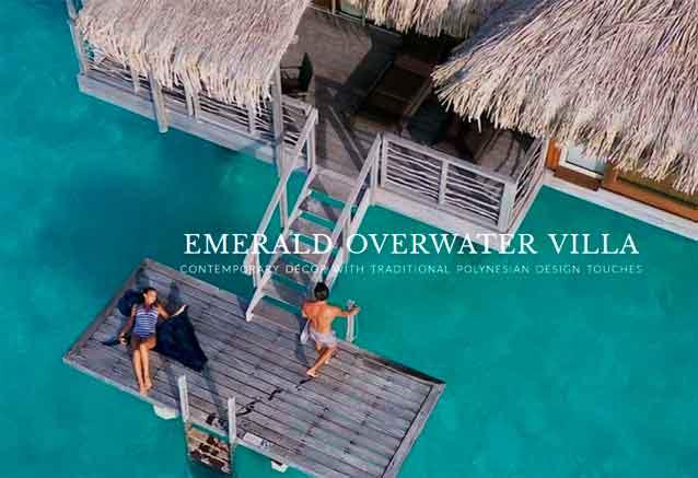 Viaje islas polinesias hotel intercontinental borabora