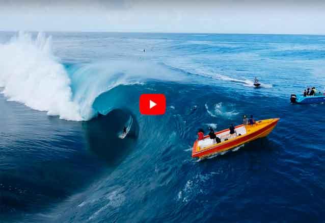 Viaje islas polinesias tahite olas y mas