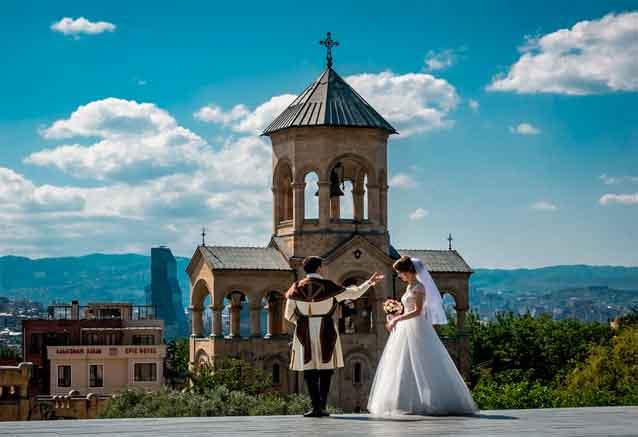 Viaje georgia armenia desconocidas georgia boda