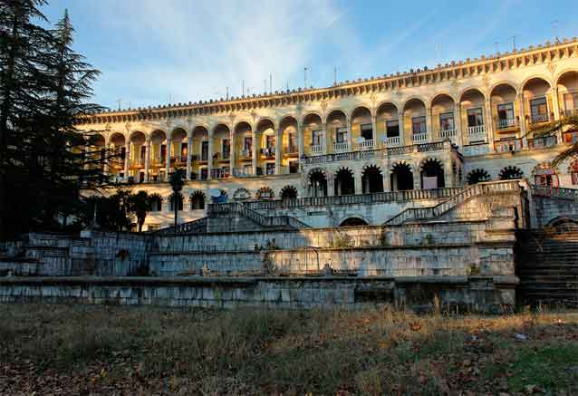 Viaje georgia armenia desconocidas georgia tsaljubo