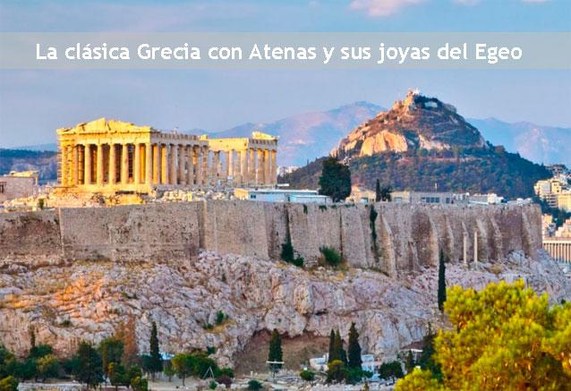 Foto del viaje ofertas grecia express atenas crucero greciayjoyasdelegeo