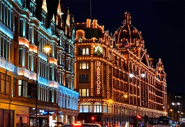 Viaje britania leyenda Londres four