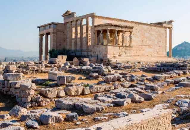 Viaje grecia crucero ACROPOLIS