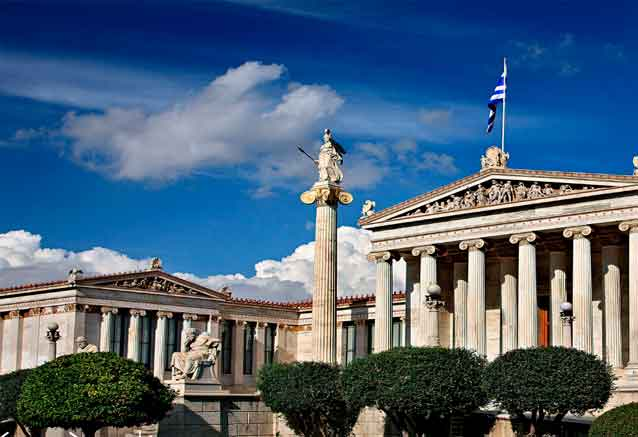 Viaje grecia crucero ATENAS