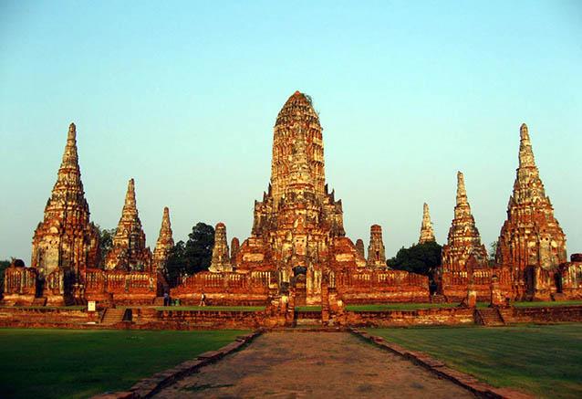 Viaje tailandia sur norte krabi chiang mai sightseeing
