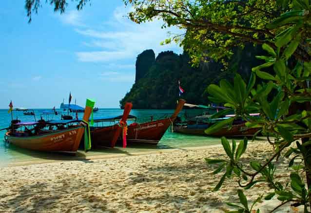 Viaje tailandia sur norte krabi krabi playa