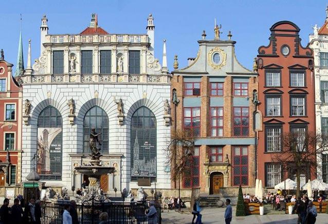 Viaje polonia sur norte Gdansk