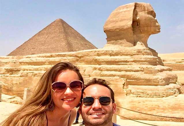 Viaje viaje egipto seguro Viajeros de Bidtravel en Egipto viaje seguro