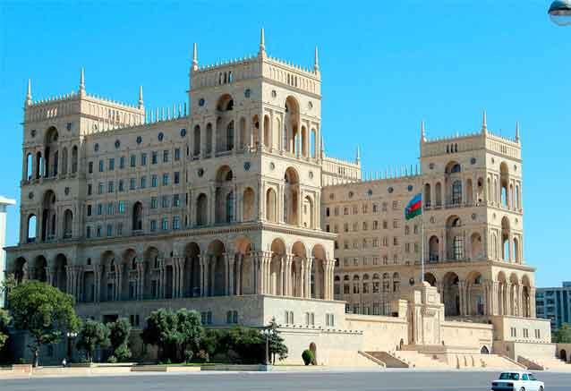 Viaje viaje azerbaiyan baku clasico