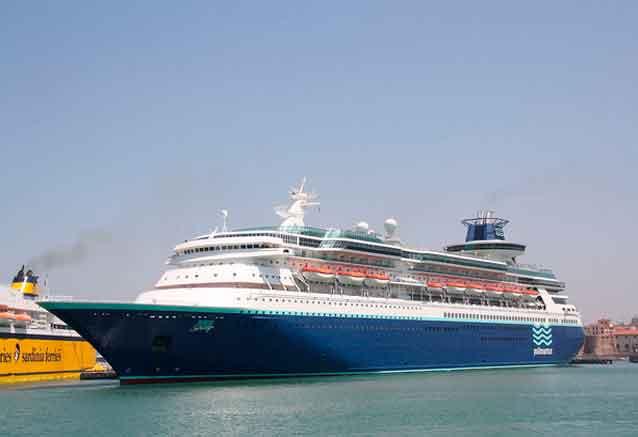 Foto del viaje ofertas crucero mediterraneo barco pullmantur oferta bidtravel