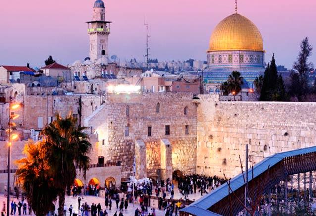 Viaje lo mejor jordania israel 12 dias jerusalen panoramica
