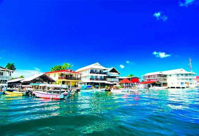 Foto del viaje ofertas playas cultura panama bocas del toro hotel