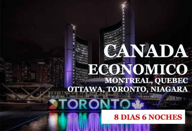 Foto del viaje ofertas viaje canada economico CANADA ECONOMICO