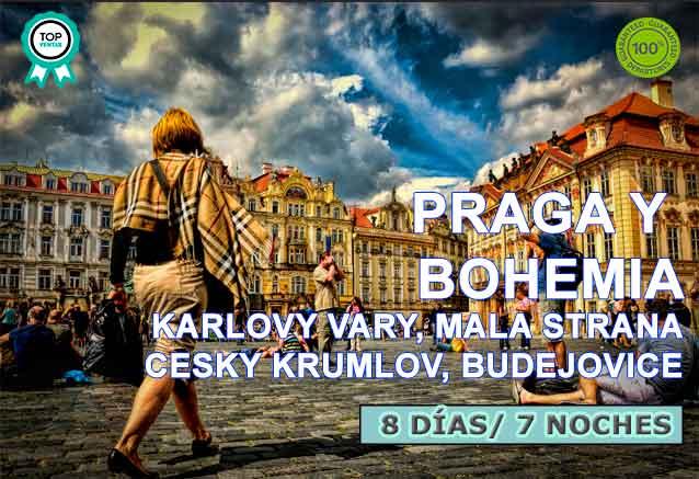 Foto del viaje ofertas praga bohemia lo mas bello chequia PRAGA Y BOHEMIA BIDTRVEL