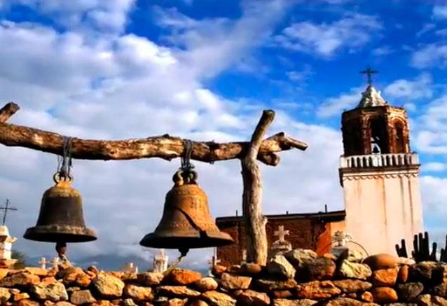 Viaje mexico total mexico campanas