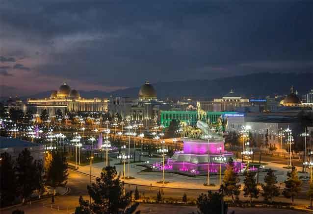 Viaje uzbekistan turkmenistan turmekistan capital