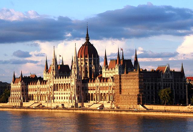 Viaje mas bellas ciudades europa Budapest