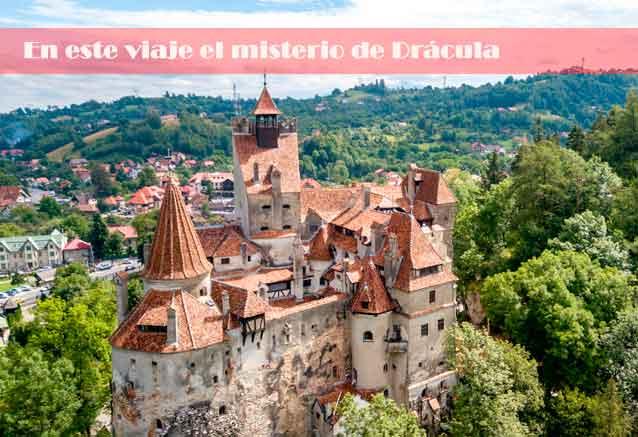 Viaje rumania transilvania carpatos dracula en rumania