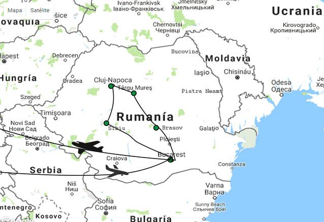 Viaje rumania transilvania carpatos transivlania y carpatos viaje con bidtravel