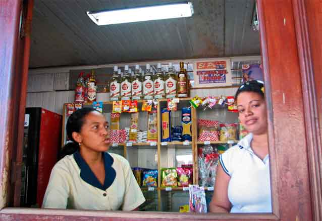 Foto del viaje ofertas cuba oriente occidente kiosco en cuba bidtravel