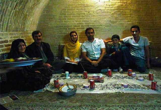 Foto del viaje ofertas iran mar caspio iran familia