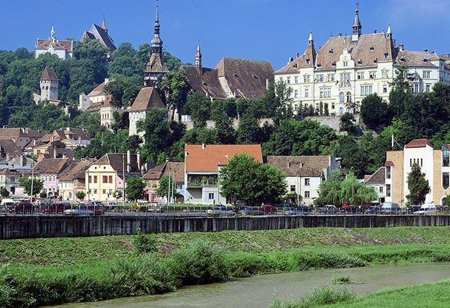 Viaje rumania romantica Sighisoara Romania