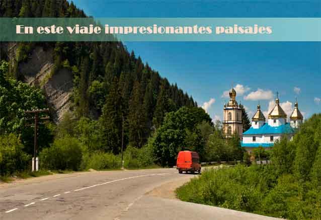 Viaje rumania romantica impresionantes paisajes
