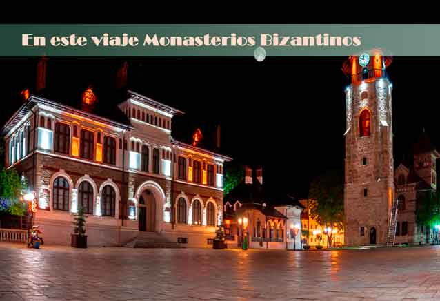Viaje rumania romantica monasterios bizantinos