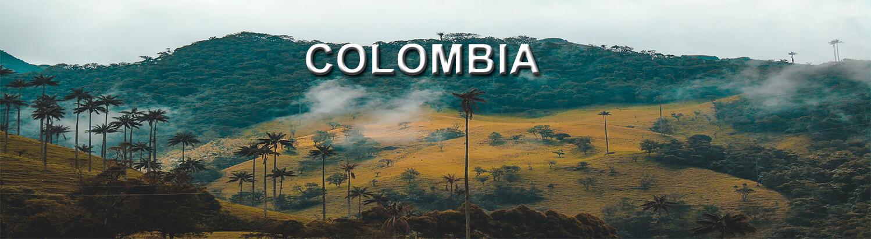 viaje organizado a Colombia