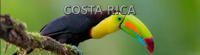 Viaje organizado a Costa Rica